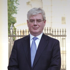 Eamon Gilmore - Aiming for the top