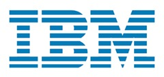 IBM Logo blue