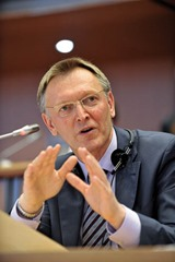 Exchange of views of Janez Potocnik