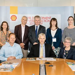 Shell group shot