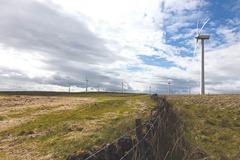 Elliots Hill and Wolf Bog Wind Farm, Co. Antrim