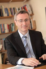 Tom Healy, Director of NERI, the Nevin Economic Reseach Institute. No Fee. © Paula Geraghty