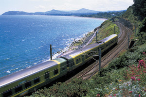 Dart Killiney irish rail