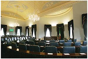 Seanad Chamber3 credit oireachtas
