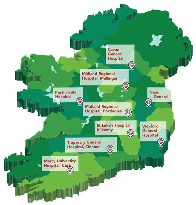 Sizing up Ireland's emergency departments   Eolas Magazine