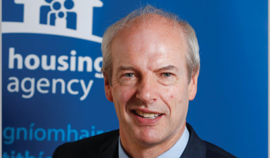 The Housing Agency Chief Executive John O'Connor