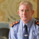 Ciarán Galway visits Store Street Garda Station to speak with Chief Superintendent Pat Leahy.