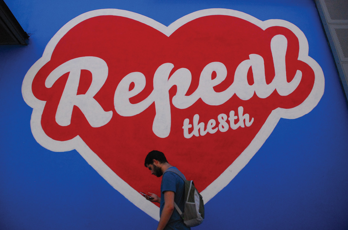 A proposed repeal of the Eighth Amendment has gathered pace in the public discourse. A referendum now seems inevitable.