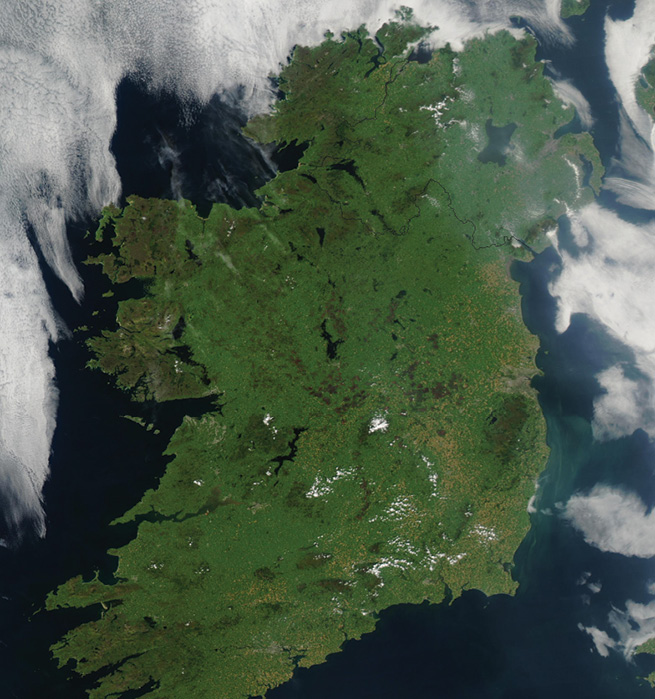 The uncertainty and turmoil unleashed by the UK's decision to leave the EU has provoked a fresh burst of introspective thought on Irish unity scenarios among the political establishment.