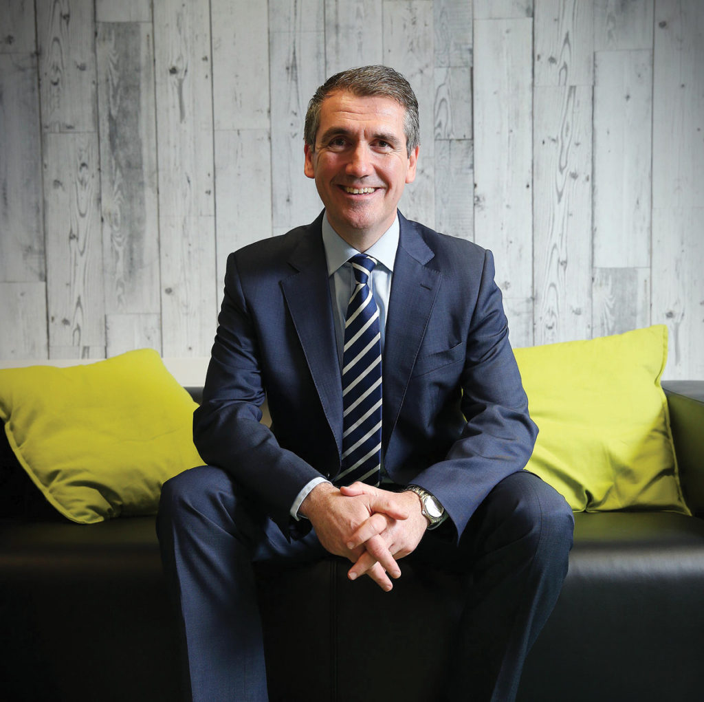 During a recent visit to Belfast, Aongus Hegarty, President, Europe, Middle East & Africa for Dell EMC discussed with Owen McQuade the importance of entrepreneurial spirit in growing the economy and how digital is transforming public services.