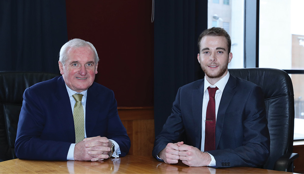 Addressing the 21st annual Northern Ireland Economic Conference, hosted in Derry, Bertie Ahern outlines his vision for the post-Brexit economy on the island of Ireland. Ciarán Galway speaks with the former Taoiseach.