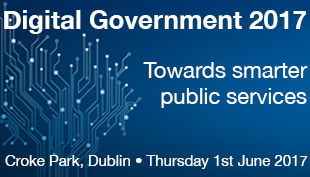 Digital Government, Dublin 2017