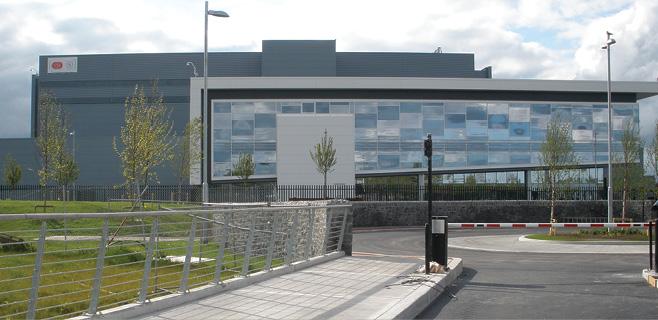 Microsoft: Grange Castle Business Park, Clondalkin.