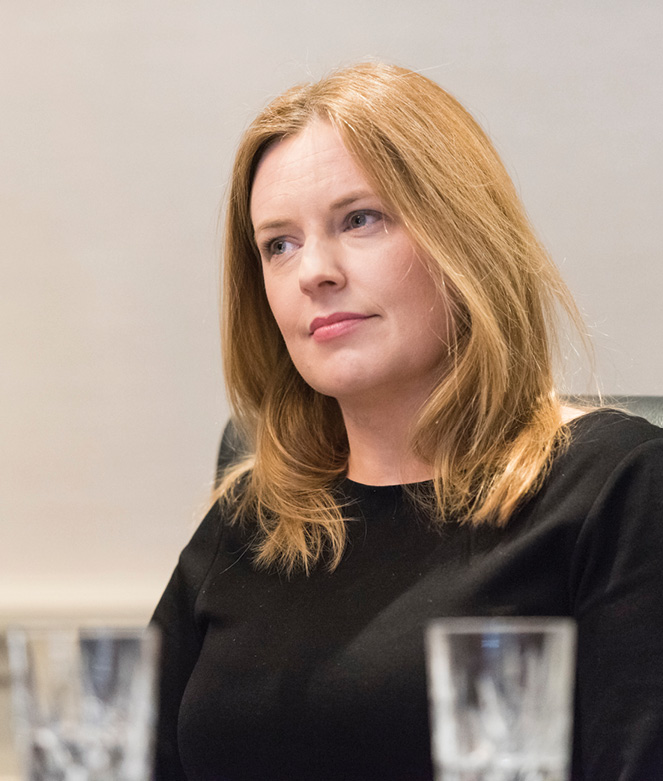 Yvonne Byrne