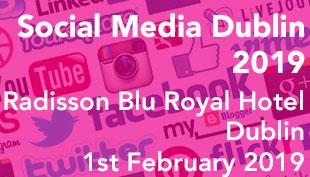 Social Media Dublin 2019