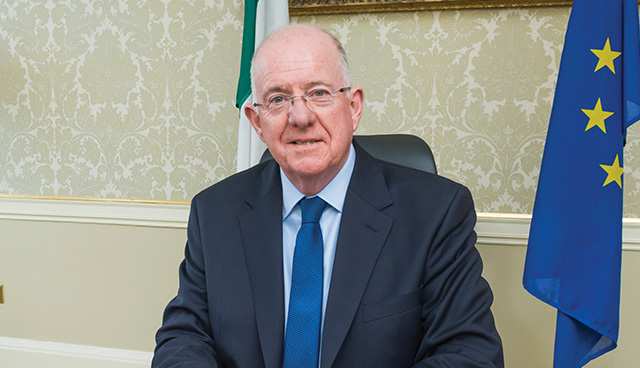 Photo of Trials and tribulations: Charlie Flanagan TD
