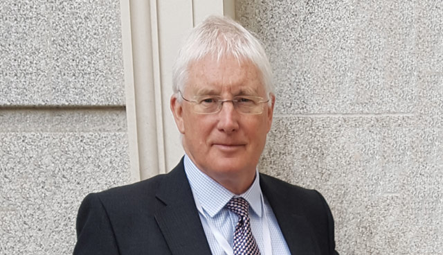 Photo of John Connaghan, Interim Director General, HSE