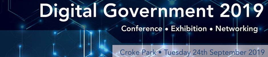 Digital Government conference 2019