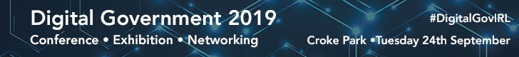 Digital Government 2019 | 24th September, Croke Park, Dublin