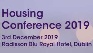 Housing Conference, Dublin, 3rd December 2019