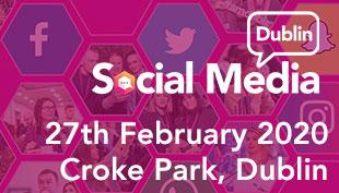 Social Media Dublin 2020