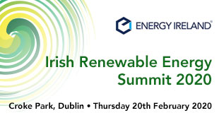 Irish renewable Energy Summit • Thursday 20th February 2020 • Croke Park, Dublin