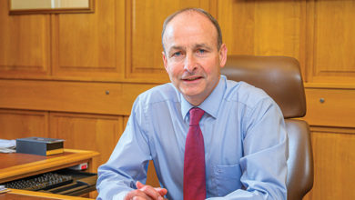 Photo of The man who would be Taoiseach: Micheál Martin TD