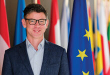Photo of EESC: Vice President for Communication Cillian Lohan