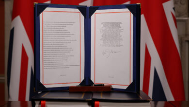 Photo of Protocol on Ireland/Northern Ireland Protocol: Article 16