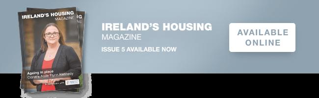 Ireland's Housing Magazine 2021 ∙ Available online now