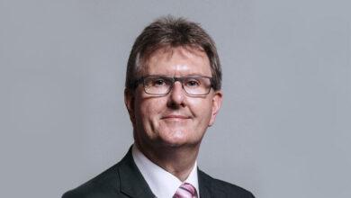 Photo of Jeffrey Donaldson MP: Future protocol